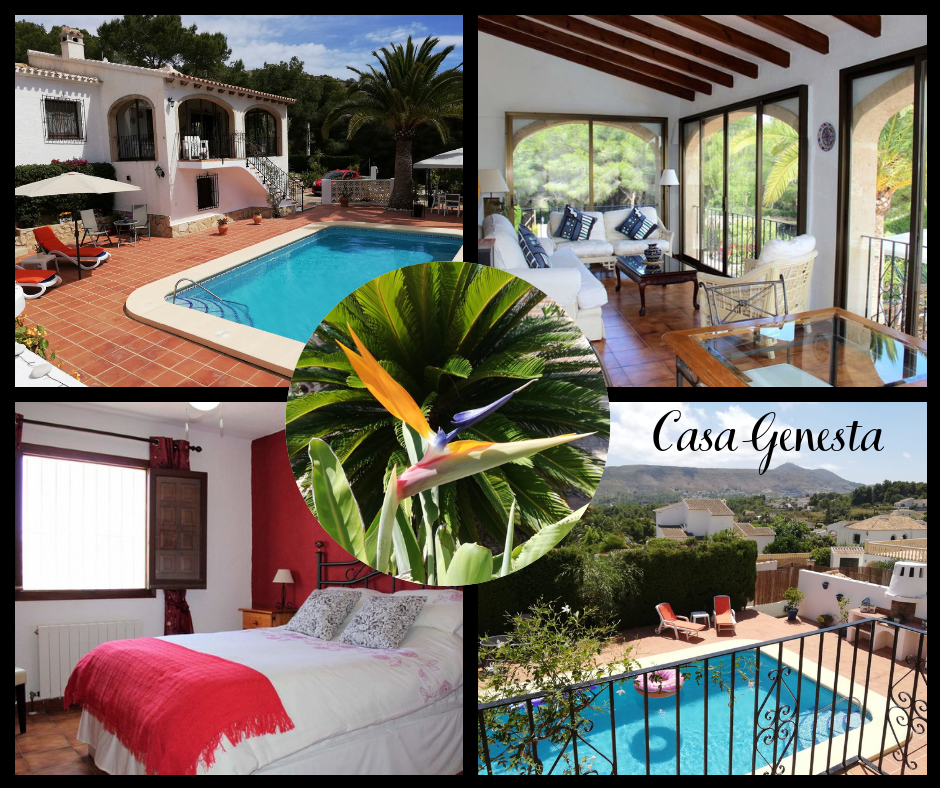 Casa Genesta Holiday villa rental